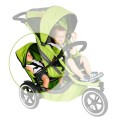 phil-and-teds-sedile aggiuntivo per passeggino  explorer apple verde